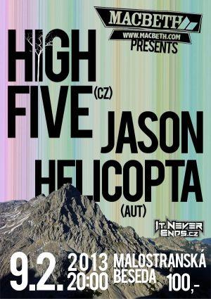 high five koncert